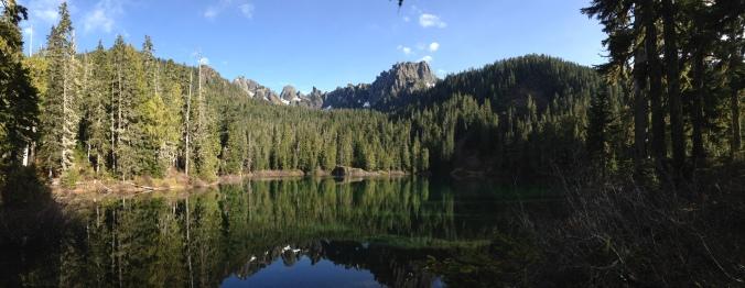 Flapjack Lake, Olympic NP